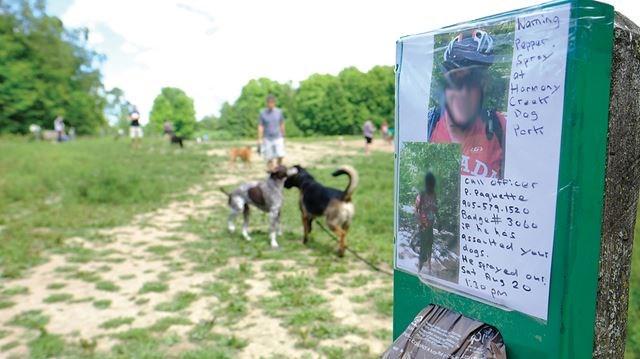 Clarington Dog Park