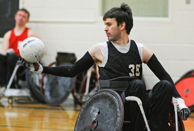 caldwell aims for para pan am games after being left off national