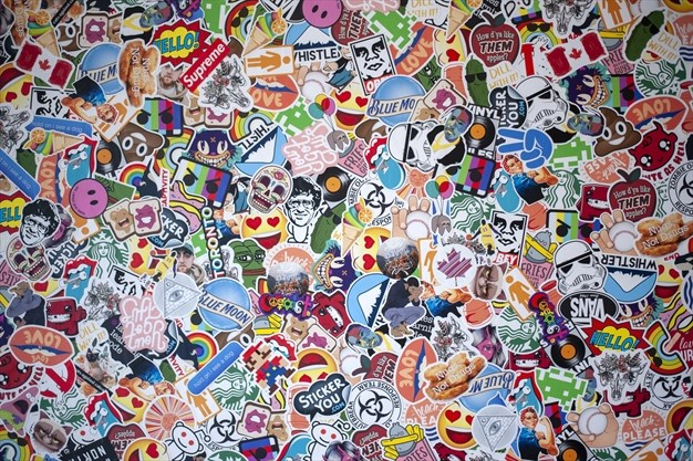 Photo Shoots World S Largest Sticker Store Opens In Queen