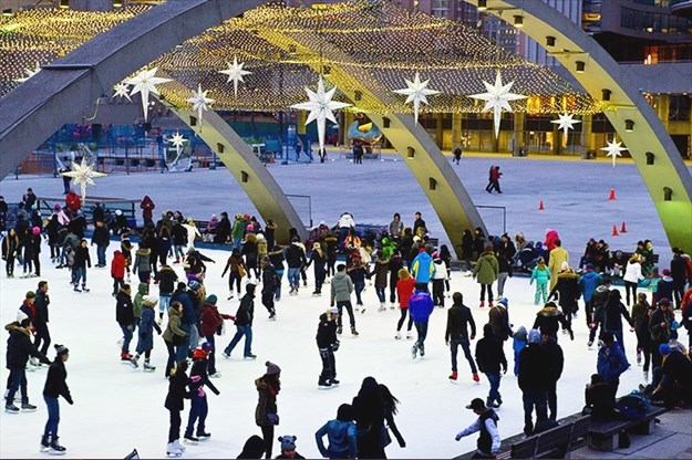 What to do during winter break in toronto