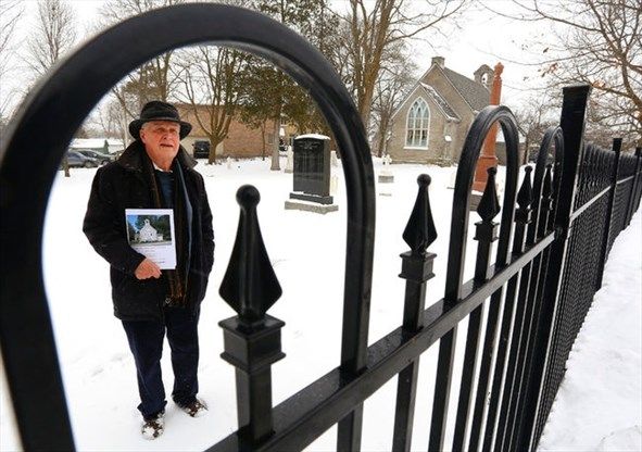 New book raises questions about Lakefield Christ Church