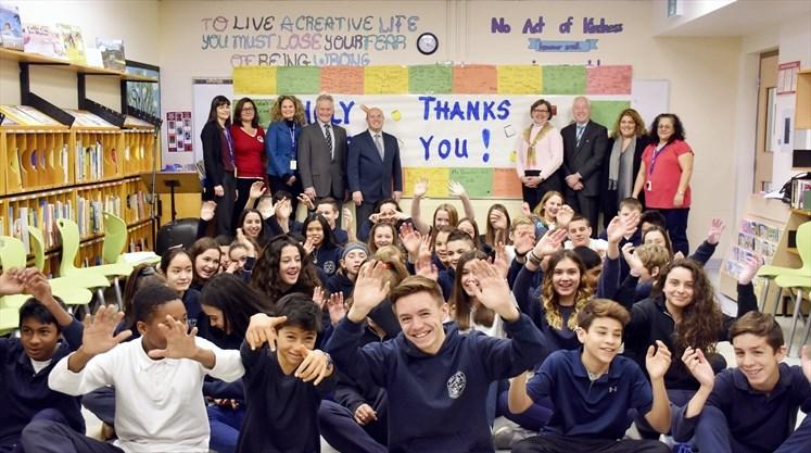 Ontario to fund new Holy Angels Catholic School | TheSpec com