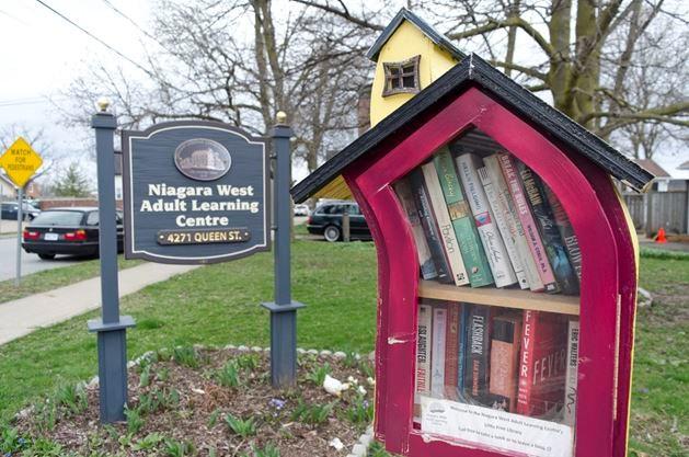 Take A Book Leave A Book Toronto Com