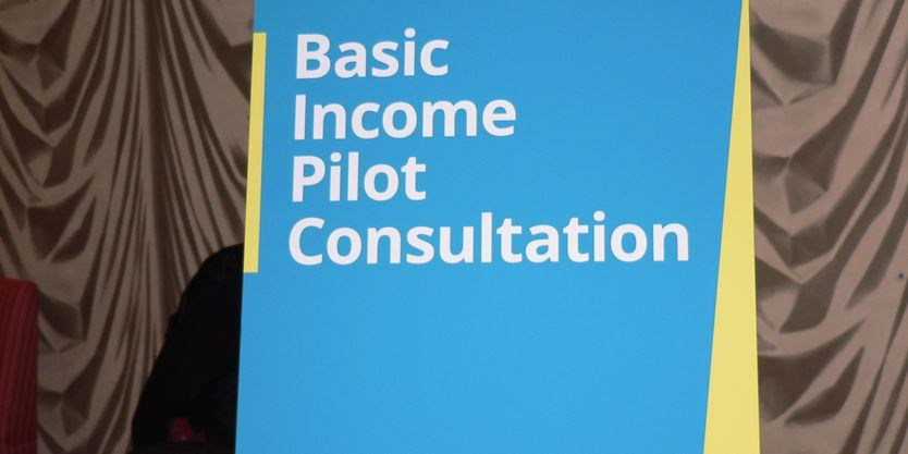 Basic Income project cancelled