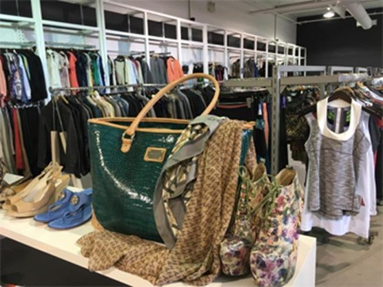 Second-hand fashion makes a first-rate difference to the ...