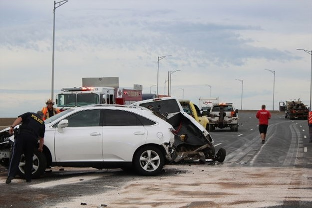 UPDATED: Skyway reopens after morning crash | NiagaraFallsReview ca