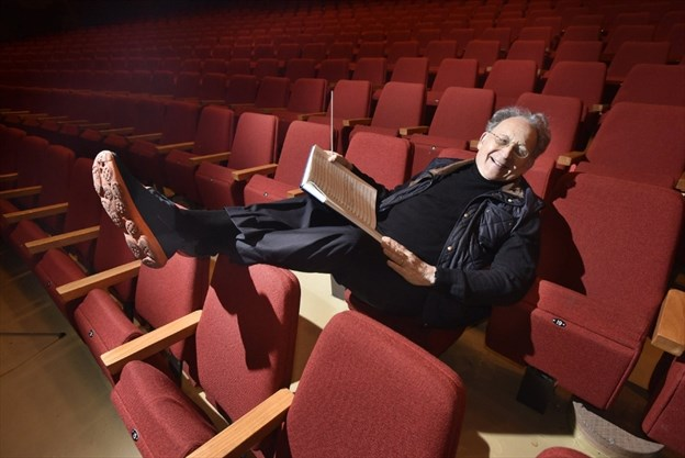 Mahoney: Brott coming back to, looking back at, a great concert hall   TheSpec.com