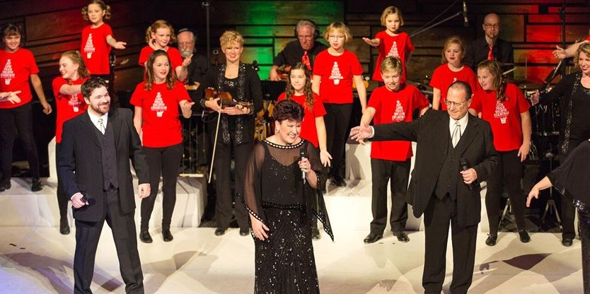 Sound Of Christmas.The Sounds Of Christmas Celebrates Its Fifth Year And