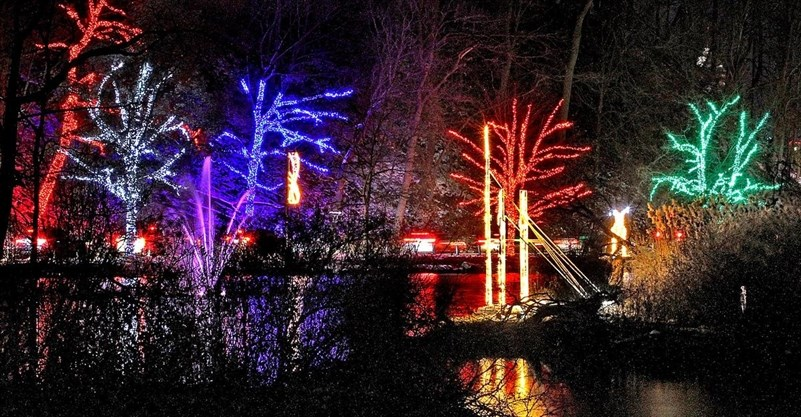 Winter Festival Of Lights Returns For 37th Season