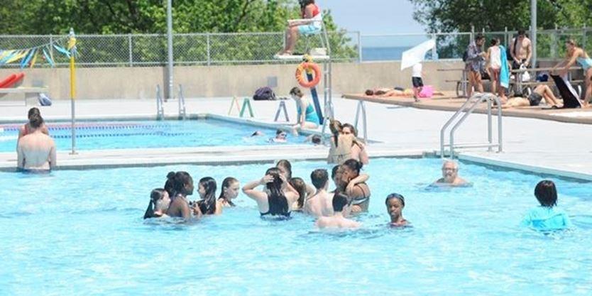 City Of Toronto Outdoor Pools
