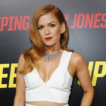 Isla Fisher Doesnt Have A Social Life Hamiltonnews