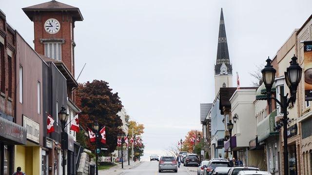 Newmarket Ontario Canada