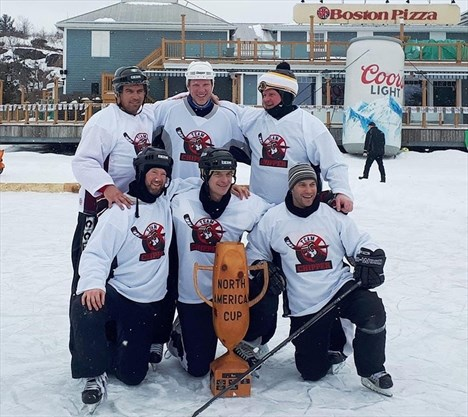 Gravenhurst Shoots And Scores With Annual Pond Hockey Tournament