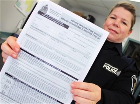 Rural stations no longer offer police background checks