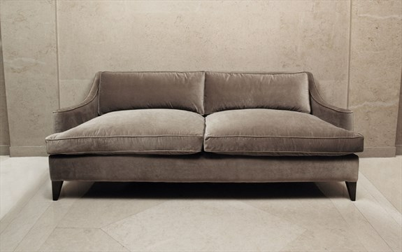 The Deluxe: The Scroll Sofa, Starting At $4,100 At Montauk,  Montauksofa.com. This Canadian Company Has Made A Name For Itself Creating  Show Stopping Sofas.