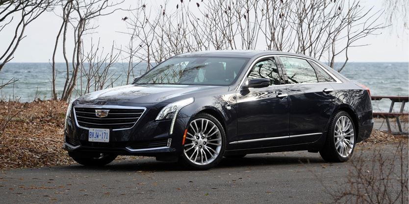 ROAD TEST: The Cadillac of full-size sedans   Mississauga.com