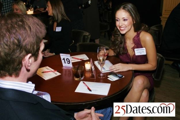24 speed dating
