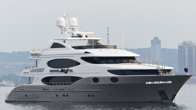 Ron Joyce Selling His Yacht For 199m Hes Tired Of It Thespeccom