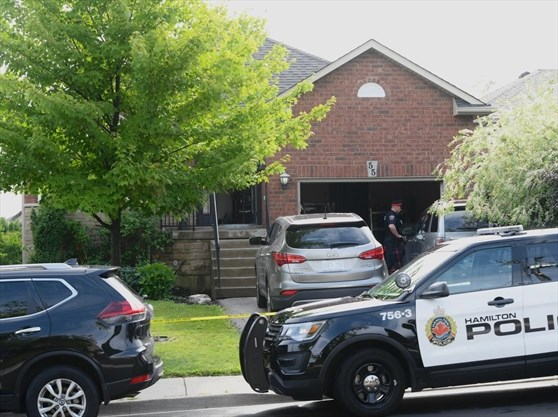 Hamilton police called to west Mountain home hours before