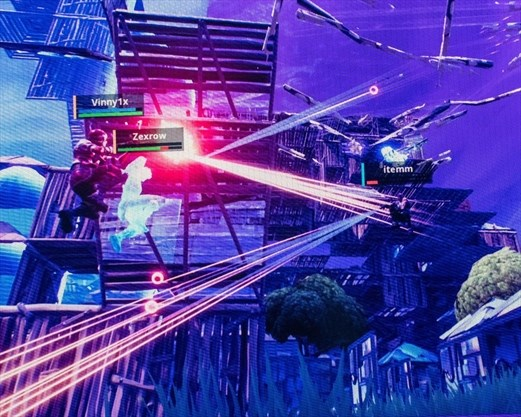 The Fortnite Black Hole Has Closed And The Game Is Updating