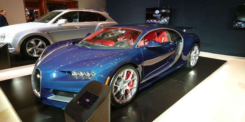 Canadian International AutoShow Draws Speed Enthusiasts To Toronto - International auto show