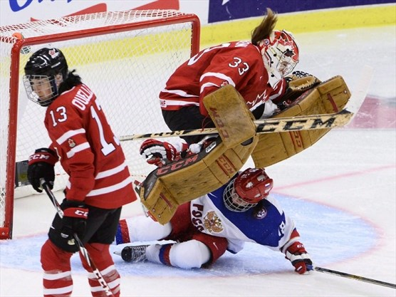 Canadian Goalie Desbiens Perseveres Through Injury To Win Patty