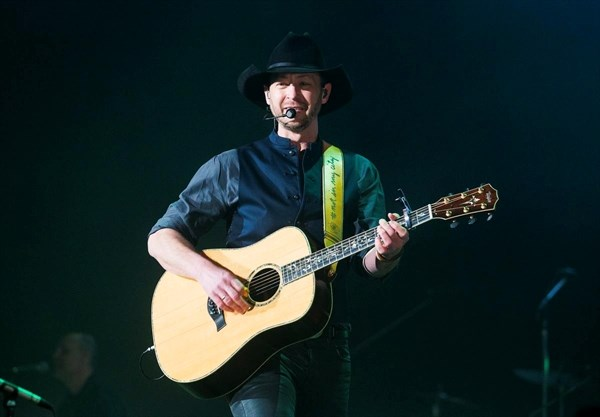 PHOTOS: Brandt wows country music fans in St  Catharines