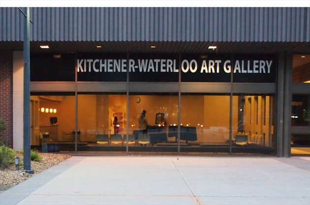 Kitchener-Waterloo Art Gallery to close temporarily for renovations    Toronto.com