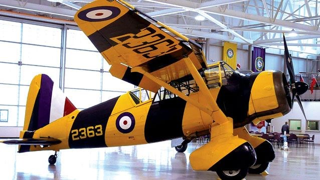 Canadian Warplane Heritage Museum | Mississauga com
