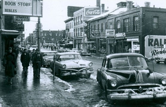 Flash From The Past: King Street East Shops Are Fondly