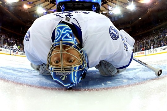 Nhl Goalies Need Their Alone Time Er Stretching Routines Therecord