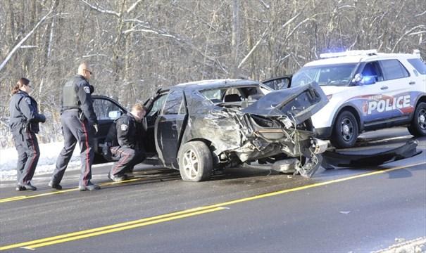 Man charged after short police pursuit in Burlington   InsideHalton com