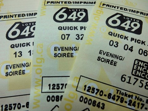 Lotto Max numbers along with lottery results from across Canada