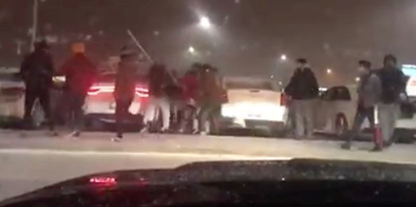 STICK BRAWL: Sheridan College issues statement on 'violent