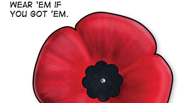 Opinion Todays Cartoon Early Poppy Thespec