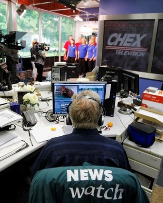 CHEX-TV newscasts rebranding as CHEX News on Global