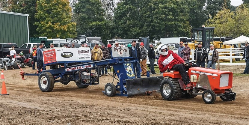 Lawn Tractor Pull Will Be Missed At Erin Fair Guelphmercury Com