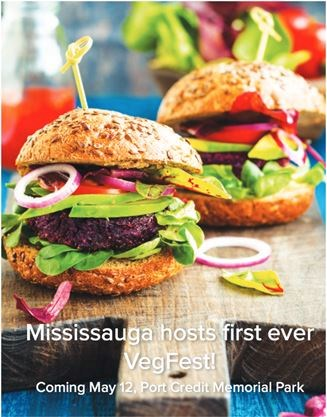 Vegan Finds In Mississauga