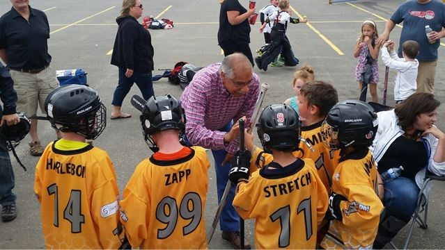 Stittsville Team Plays In Finals In Playon Street Hockey Tournament