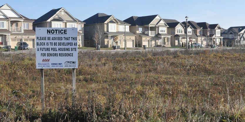 Map Seniors Housing Options Expanding In Caledon