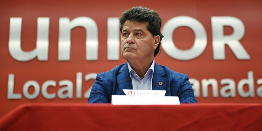 Unifor reacts to GM announcement