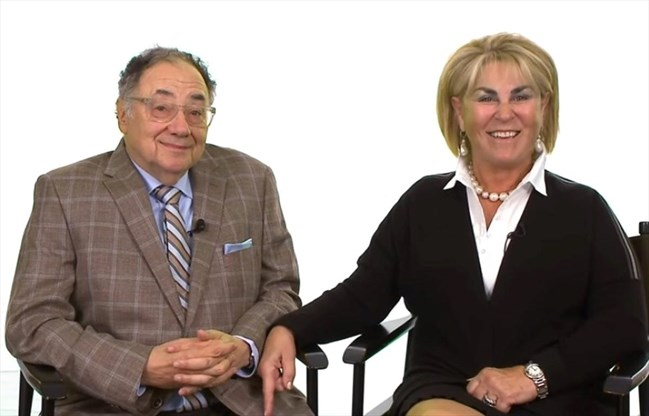 Murdered billionaire Barry Sherman planned to give away or
