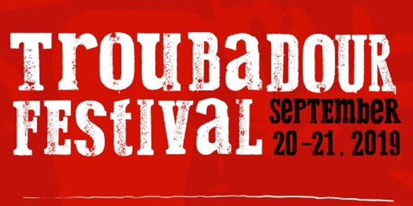 Troubadour Festival @ Barrie - various locations