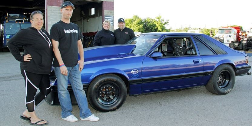 Midland couple to appear on 'Street Outlaws' this summer