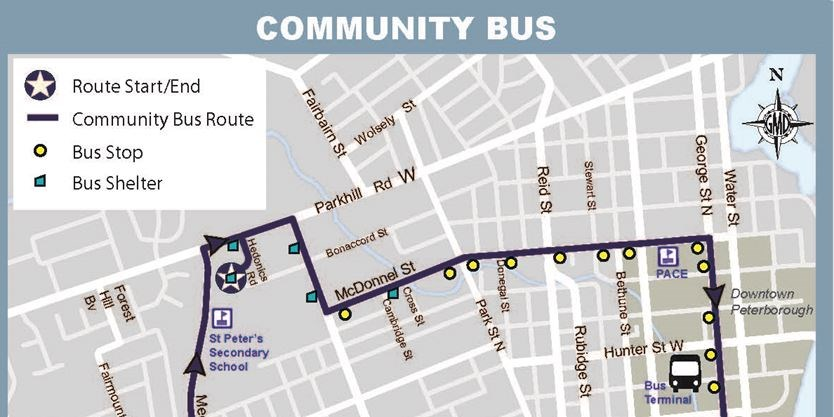 New Community Bus Route Goes Live Sunday Peterborough