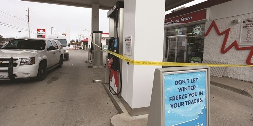 Image result for gas station worker