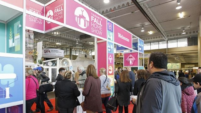 D Printing Exhibition Toronto : Toronto fall home show set for sept to at the