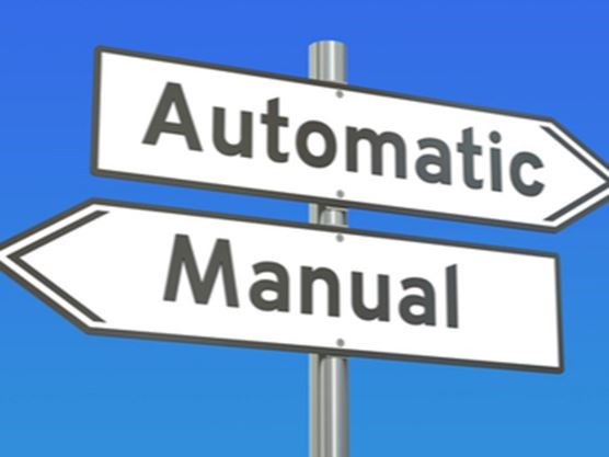 Manual vs  automatic transmission: The age-old question