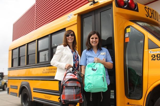 Donations sought for Good Backpack Program-Stuff the Bus