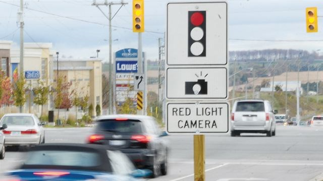 No defence against York Region's red-light cameras: paralegal
